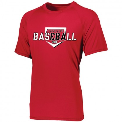E B Aycock Baseball Short-Sleeve Performance Tee   PLAYERS ONLY   Multiple Colors