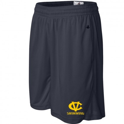 DH Conley Swimming Performance Solid Shorts