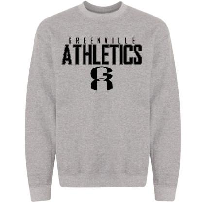 Greenville Athletics Crewneck Sweatshirt | Word Logo