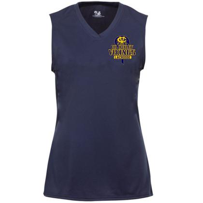 DH Conley Lacrosse Ladies Sleeveless Performance T-Shirt