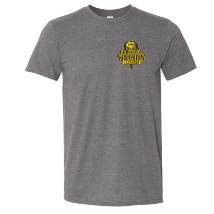 DH Conley Lacrosse Cotton Tee | Small Logo | Multiple Colors