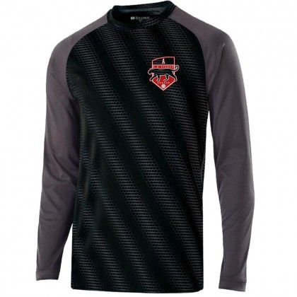 EB Aycock Soccer Long-Sleeve Torpedo Performance Tee | Multiple Designs