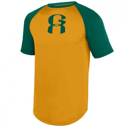 Greenville Athletics Short Sleeve Raglan Performance Tee