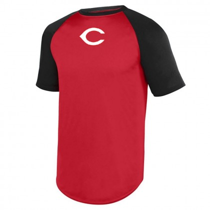 Coke S/S Raglan Performance Tee