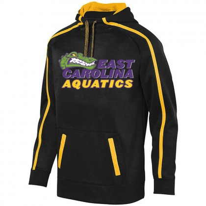 ECA Gators Swimming Stoked Tonal Heather Performance Hoodie