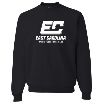ECJVC Volleyball Cotton Sweatshirt | Multiple Colors