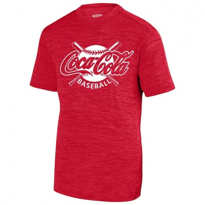 Coke Tonal Blend Performance Tee