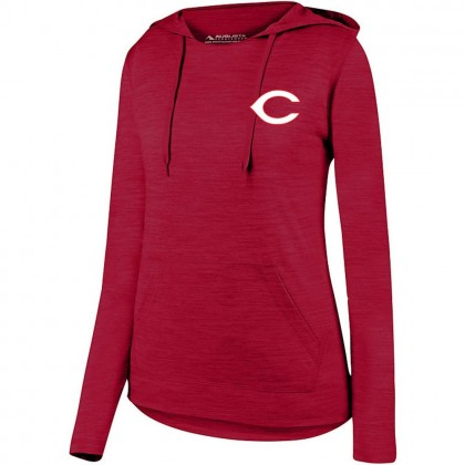 Coke Ladies Tonal Heather Hooded Performance Tee | Multiple Designs