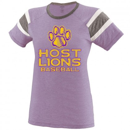Host Lions Ladies Fanatic Tee