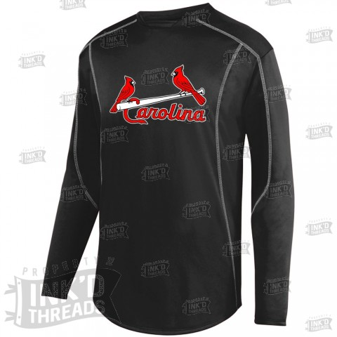 Carolina Cardinals Edge Fleece Pullover
