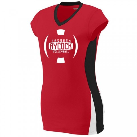 EB Aycock Volleyball Hit Practice Jersey
