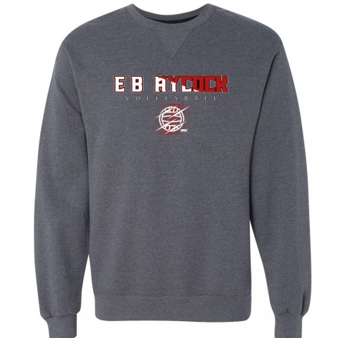 EB Aycock Volleyball Crewneck Sweatshirt