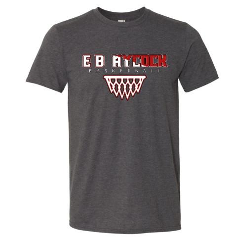 E. B. Aycock Basketball Tee | Multiple Colors