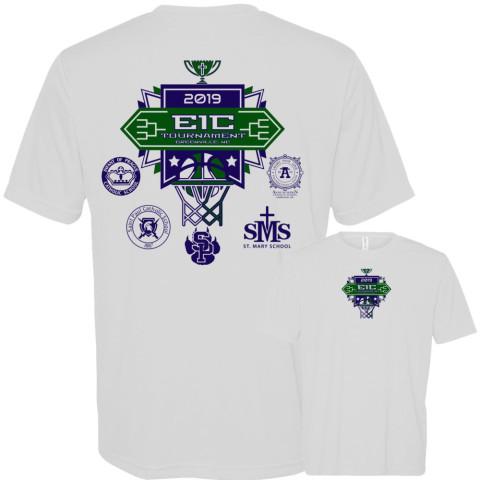 2019 EIC Basketball Tournament Shirt | PREORDER DEADLINE FEB. 24 | PICK-UP AT TOURNAMENT