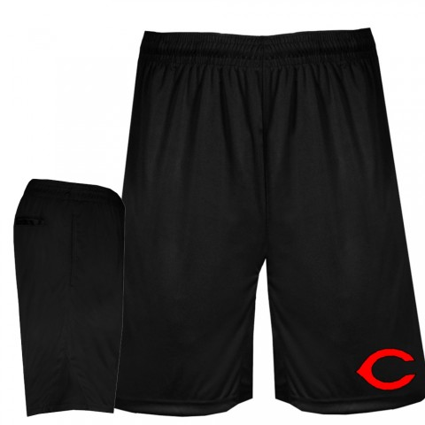 Coca-Cola Coaching Shorts   Black