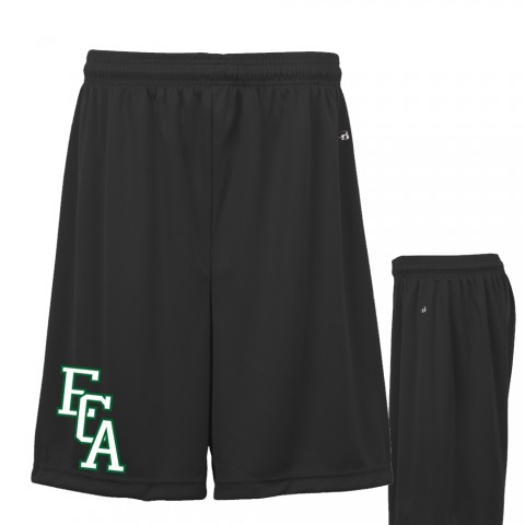 EC Auto Performance Shorts | Black