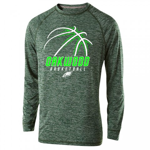 Oakwood Basketball Electrify Performance T-Shirt | PLAYER REQUIRED