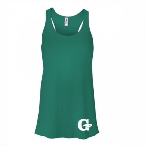 GLL All-Stars Women's Flowy Racerback Tank | Tar Heel or North State