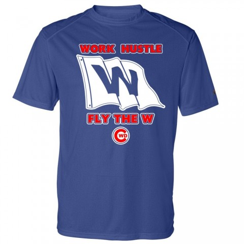 CWD Fly the W Performance Tee