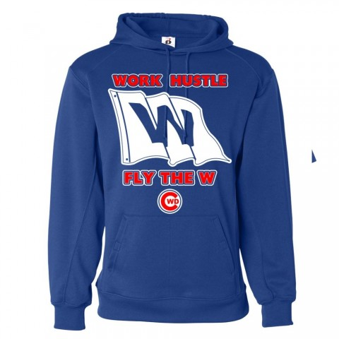 CWD Performance Hoodie | Fly the W Logo