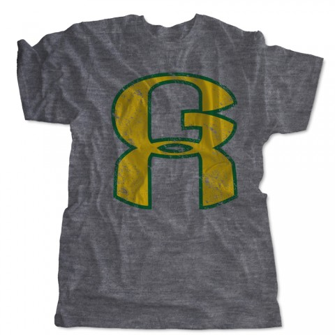 Greenville Athletics Distressed Triblend Tee