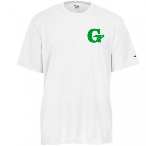 GLL All-Stars Performance Tee | White | Chest Logo