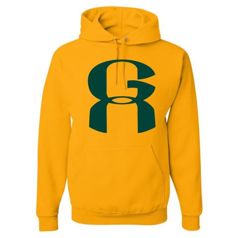 Greenville A's Hooded Sweatshirt   Multiple Colors