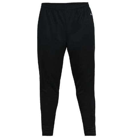 Black Trainer Pants Joggers