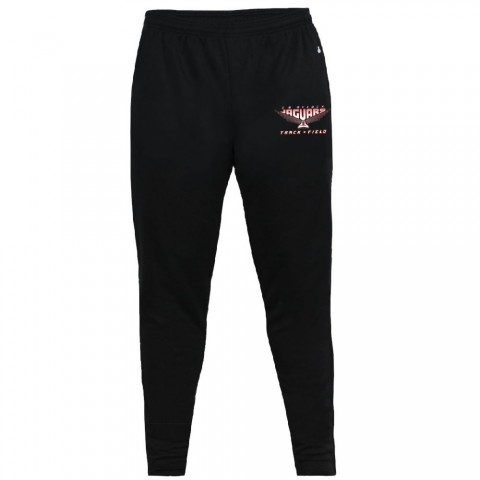 EB Aycock Track & Field Trainer Pants Joggers | Black