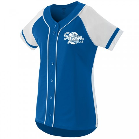 Sylvan Ladies Baseball Jersey