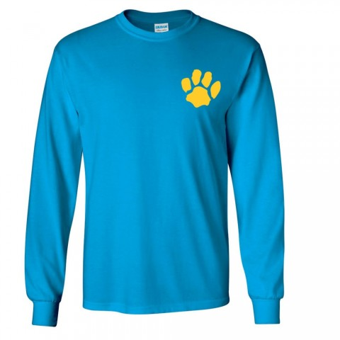 Sugg Bundy Elementary School Long-Sleeve Tee | Paw