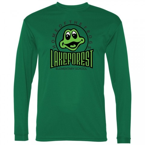 Lakeforest Long-Sleeve Tee