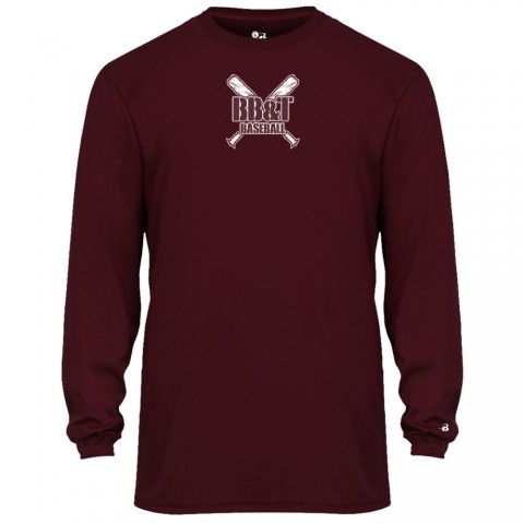 BB&T Long-Sleeve Performance Tee