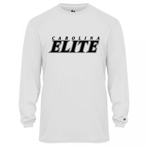 Elite Long-Sleeve Performance Tee | Multiple Colors