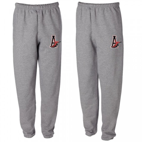EB Aycock Track & Field Russell Athletic Open Bottom Pocket Sweatpants | Multiple Colors