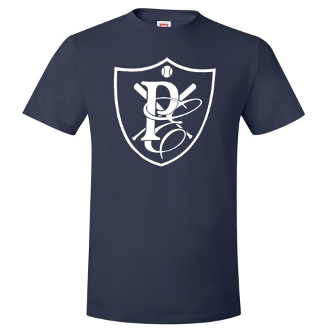 Physicians East Basic Cotton Tee | Shield Logo