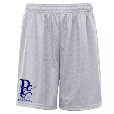 Physicians East Performance Shorts | Silver