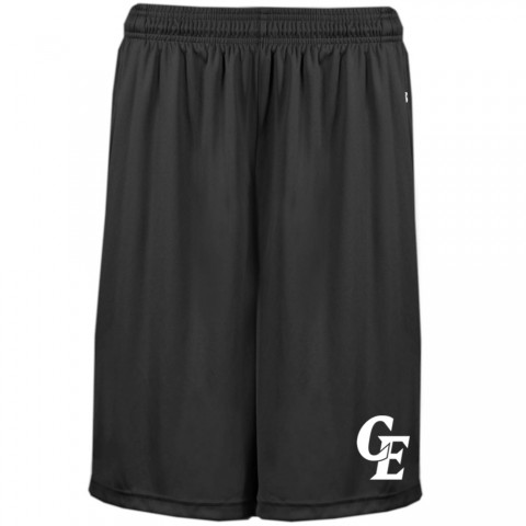 Elite Solid Shorts