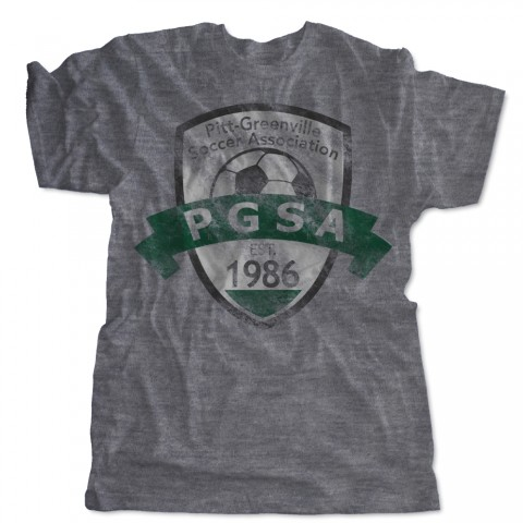 Distressed PGSA Crest | Multiple Styles