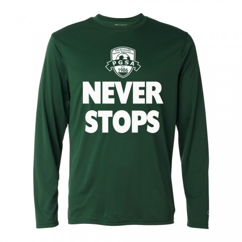 PGSA Never Stops Long-Sleeve