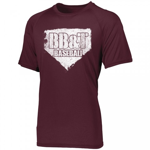 BB&T Basic Performance Tee | Home Plate