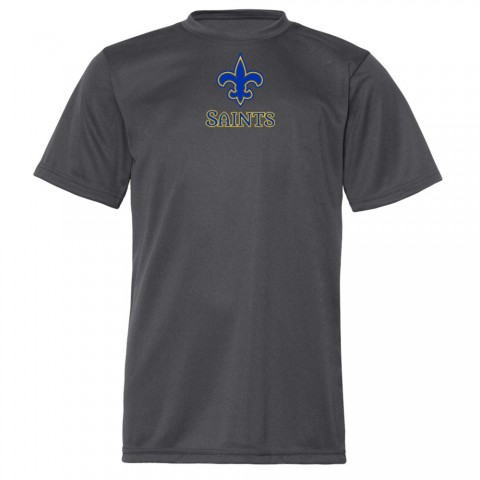 Saints Performance Tee | Multiple Colors