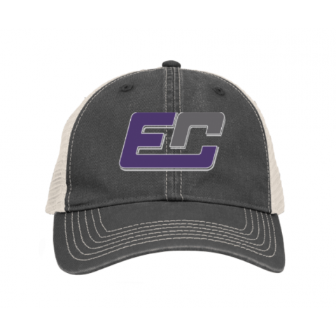 ECJVC Mesh Trucker Hat | Pre-Order Now