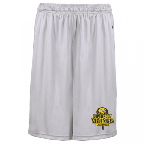 DH Conley Lacrosse Performance Solid Shorts