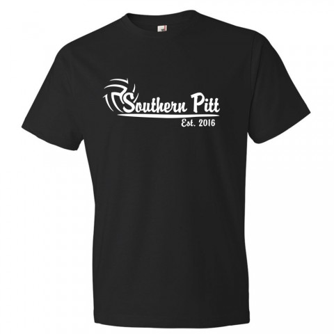 Southern Pitt Volleyball Cotton Tee | Multiple Colors