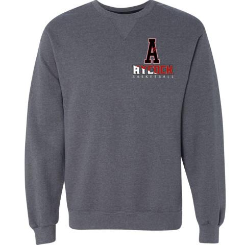 EB Aycock Basketball Crewneck Sweatshirt | Multiple Design Options