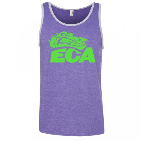 ECA Gators Swimming Unisex Jersey Tank | Multiple Colors