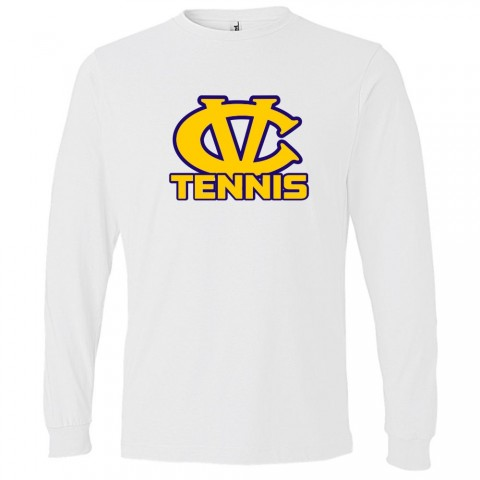 a04b65170 DH Conley Tennis Long Sleeve T-Shirt | CV Tennis Logo | Multiple Colors