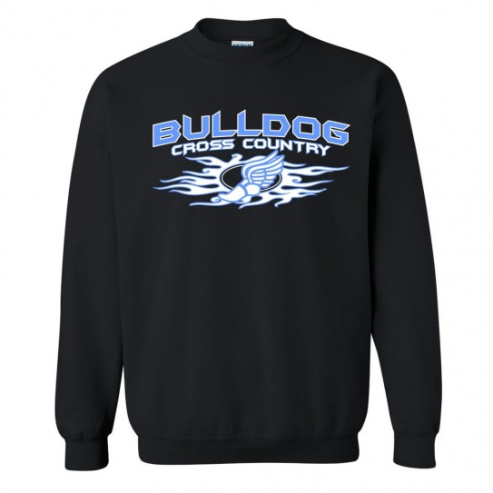 C.M. Eppes Crewneck Sweatshirt | Cross Country | Multiple Colors