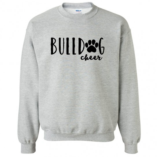 C.M. Eppes Crewneck Sweatshirt | Cheer